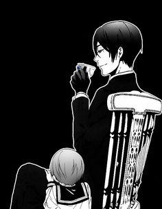 Vincent & Ciel - Black Butler/Kuroshitsuji