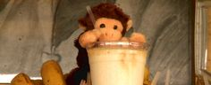 B.B.C (Baileys Banana Colada)  Yummm! Can't wait to try this!