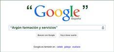 La búsqueda eficiente de frases literales en Google, permite obtener unos resultados más precisos.