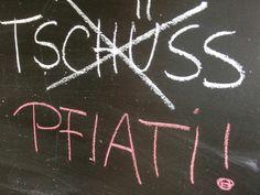Der Piefke: Griaßd enk! - BARFUSS: Das Südtiroler Onlinemagazin