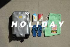 Crash Baggage Holiday essential