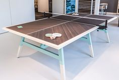 OFS: Riff Ping Pong Table.  A game with unexpected style!