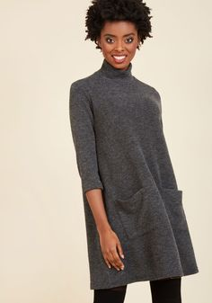 """Ladies' Night In Sweater Dress 