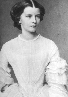 Kaiserin Elisabeth von Österreich (Sissi), Empress of Austria