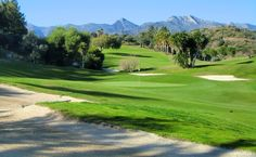 Santa Clara Golf, Costa del Sol - http://www.justteetimes.com/course/Santa-Clara-Golf