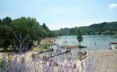 Domaine du Lac de Champos à Saint Donat