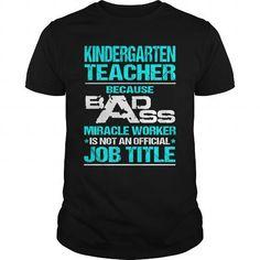 KINDERGARTEN TEACHER T-Shirts, Hoodies, Sweatshirts, Tee Shirts (22.99$ ==> Shopping Now!)