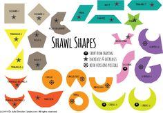 shawl shapes - jriede.com