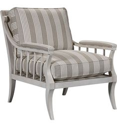 Bellefonte Lounge Chair from the Winterthur Estate collection by Hickory Chair Furniture Co. Foyer Furniture, Snug Room, Hickory Chair, Winterthur, Family Room, Armchair, Living Room, Lounge, Collection