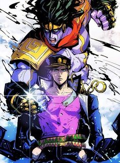 Hot Japan Anime Jojo& Bizarre Adventure Jotaro Home Decor Wall Scroll - Gs 1200 Adventure, Jojo's Adventure, Adventure Tattoo, Super Adventure, Adventure Aesthetic, Sonic Adventure, Adventure Outfit, Digimon Adventure, Adventure Quotes