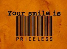 *priceless*