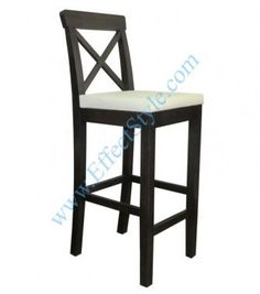 Tms 30 Inch Virginia Cross Back Stools Set Of 2 White