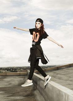 Dara 2NE1 style