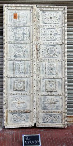 Doors and Gates from Shikara Design. From immense Indian hand carved door frames and Bali gates to smaller access single doors we have a huge selection of doors and doorways at our disposal Indian Doors, Home Goods Decor, Home Decor, Boho Inspiration, Iron Work, Old Doors, Single Doors, Hand Carved, Carving