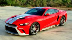 Zero to 60 Designs creates a fusion of Ford GT and Mustang - Autoblog