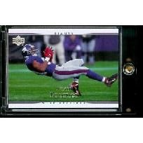 2007 Upper Deck # 121 Amani Toomer - NFL Football Card (Giants)
