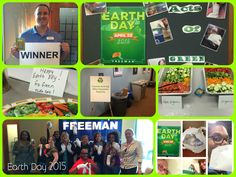We are so proud of all our Freeman locations who went from being TRUE BLUE to TRUE GREEN in honor of #EarthDay this week! #FreemanCo #FreemanAV #Sustainability #GreenEvents
