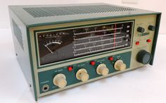 Heathkit Model HR 10 SSB CW Ham Receiver | eBay