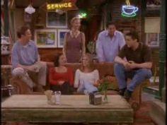 Friends Season 4 Bloopers :D