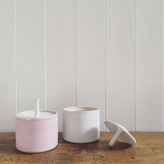 Sue Ure Storage Jars - Quince Living  - 1