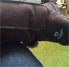 Mónica Robles S. @monirobs  Jan 19  Love my #koalabi koalabiuk winter boots! ❤❤