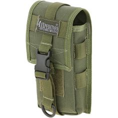 TC-2 Pouch: Multi-purpose tool pouch designed for your every day micro-organizational needs. www.Maxpedition.com