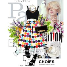 Choies, created by oshint on Polyvore