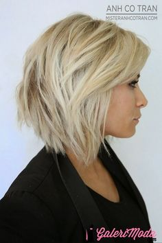 Short hair has been a fashion since the early 1900s, and one very popular short…