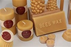 Do you know how to tell the difference between an authentic pure beeswax candle and a pretender?
