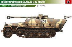 Sd.Kfz.251/22 Ausf.D