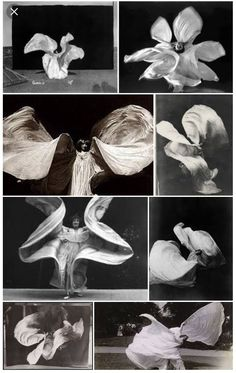Serpentine Dance Portrait of Loïe Fuller, by Frederick Glasier, 1902 One of Lautrec's friends of whom he did many pieces showcasing this dance Le Vent Se Leve, Tout Rose, Photo D Art, Contemporary Dance, Dance Art, Dance Photography, Art Plastique, Portrait, Oeuvre D'art