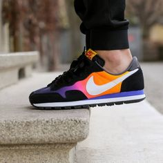 (126) Fancy - Nike Air Pegasus 83 Sunset Sneakers
