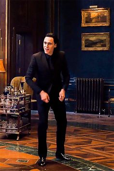 Loki and his daggers