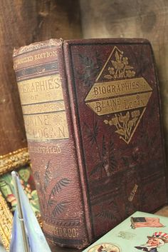vintage books.  I am fascinated with old books and I relish in the smell and feel of an old piece of literature. I cannot imagine an old book being thrown in the garbage hence I take old novels and preserve the past for the present generations to experience. https://www.etsy.com/shop/volumevii