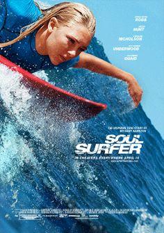 Affiche Soul Surfer -Surf culture - affiche