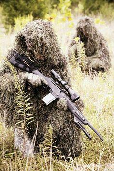 I like to go hunting