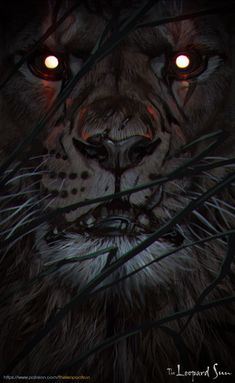 Hello everyone! and I are proud to present you with yet another artwork for our upcoming novel, The Leopard Sun! Today we are showcasing the second in a. The Leopard Sun - Not The Face Of Evil part 3 of 3 Tiger Wallpaper, Animal Wallpaper, Big Cats Art, Cat Art, Fantasy Creatures, Mythical Creatures, Angry Animals, Arte Obscura, Tiger Art