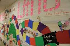 candyland themed classroom | CandyLand