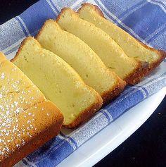 One Perfect Bite: Patricia Wells' Lemon Loaf Cake - Cake Au Citron