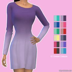 My Sims 4 Blog: Clothing - TF - Everyday