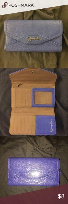 Jessica Simpson wallet Wallet blue Jessica Simpson Bags Wallets