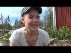 Täck en odlingsbädd från grunden - YouTube