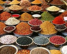 SALE Indian Spices - 7x10 Fine Art Print. $8.00, via Etsy.  Would be a nice photo to hang up in the kitchen :)