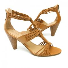 Nine West 'Voska' Heel (Natural)