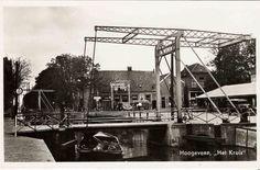 Oud Hoogeveen Het Kruis