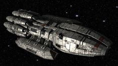 Unlike the Galactica, the Pegasus had ship-to-ship weaponry powerful enough to take on Cylon Basestars and win.