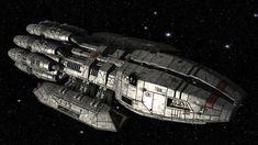 RPGGamer.org (Starships D6 / The Pegasus (Re-imagined Series))