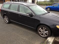 The Volvo Diesel Estate #carleasing deal | One of the many cars and vans available to lease from www.carlease.uk.com