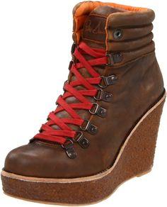 Philip Simon Women's Hiker Boot : Amazon.com