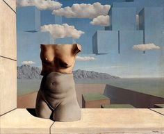 Rene Magritte  La Marcha de Verano